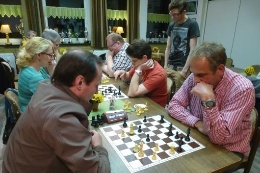Roman Jaruschowitz gegen Kai Müller-Kreth