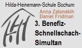3. Benefiz-Schnellschach-Simultan in Bochum