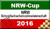 NRW-Cup / NRW Schnellschacheinzelmeisterschaft 2016