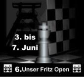 VI. 'Unser Fritz'-Open verbunden mit der Einzelmeisterschaft des Schachverbandes Ruhrgebiet