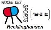Woche des Sports 2016 in Recklinghausen 4er-Blitzturnier